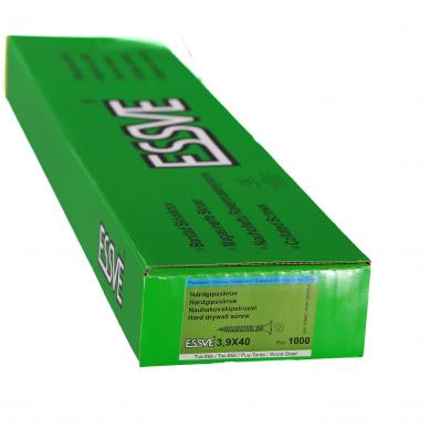 Kietom GKP sraigtai 3,9x40 fosfatuoti  3