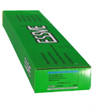 Sraigtai plokštėms 3,9x30 fosfatuoti 3