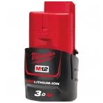 M12 B3 | M12™ 3,0 Ah baterija