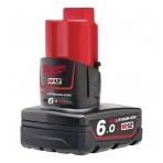 M12 B6 | M12™ 6,0 Ah baterija