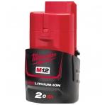 M12 B2 | M12™ serijos 2,0 Ah akumuliatorius