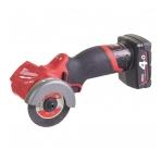 Milwaukee M12 FCOT-422X | M12 FUEL™ itin kompaktiškas įvairių medžiagų pjovimo įrankis