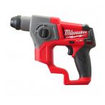 Milwaukee M12 CH-0 | M12 FUEL™ SDS+ akumuliatorinis perforatorius