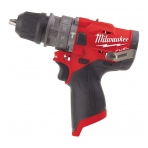 Milwaukee M12 FPDX-0 | Itin kompaktiškas smūginis grąžtas M12™ su nuimamuoju griebtuvu